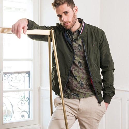 "<h4 class=""fashion-post"">OUTFIT-TIPP Herrenmode</h4>Naturnah inspiriert"