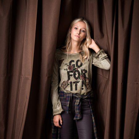 "<h4 class=""fashion-post"">OUTFIT-TIPP Damenmode</h4>Fashion Safari"