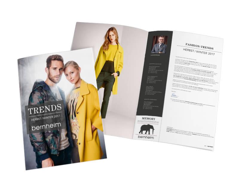 Blank catalog, brochure, magazines, book mock up. Blank opened magazine on grey background.